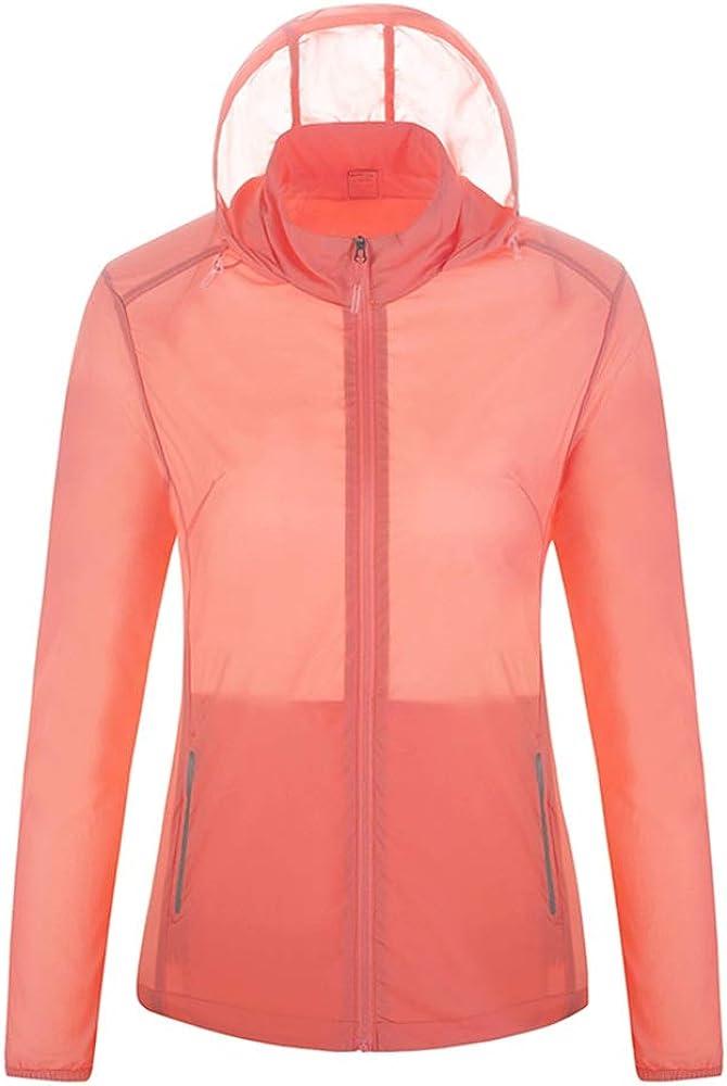 Hooded Sun Protection Tops Wear-Resistant Rashguard UPF 40+ Women's Outdoor Performance Shirt Fashion