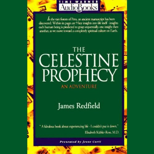 Couverture de The Celestine Prophecy