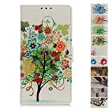 Painted Pattern Leather Case for LG G8X ThinQ Leather