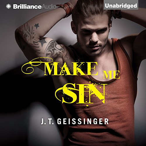 Make Me Sin audiobook cover art