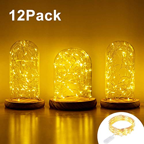 LED Fairy Lights Fairy Lights Copper Wire Waterproof Lights for Indoor Outdoor Holiday