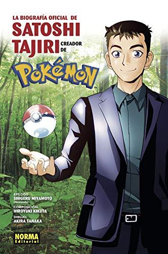 La Biografía De Satoshi Tajiri. Creador de Pokémon