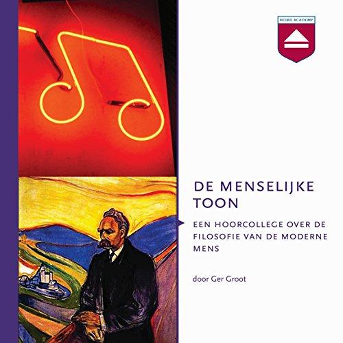 De menselijke toon audiobook cover art