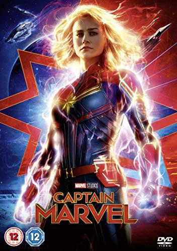Captain Marvel DVD [UK Import]