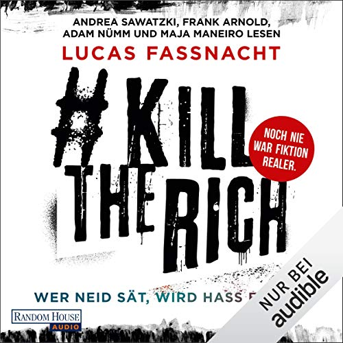 Couverture de #KillTheRich