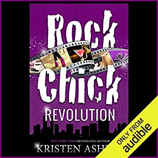 Rock Chick Revolution audiobook cover art