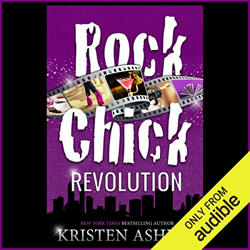 Rock Chick Revolution                   By:                                                                                                                                 Kristen Ashley                               Narrated by:                                                                                                                                 Susannah Jones                      Length: 18 hrs and 4 mins     38 ratings     Overall 4.8