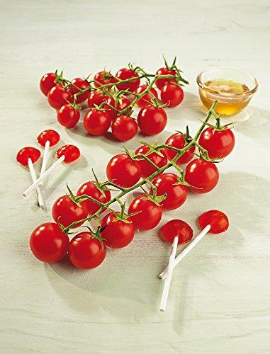 Tomatenpflanze Solena Red F1, Cocktailtomate, Kirschtomate sehr süß im Geschmack!