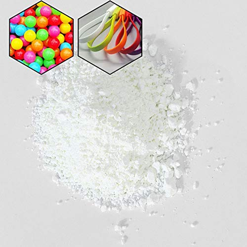 Fluorescent Powder, Nail Phosphor Powder Neon Pigment Powder, Halloween Christmas Manicure DIY Phosphor Manicure Decoration Supplies for Paint, Nails, Resin or DIY(White)