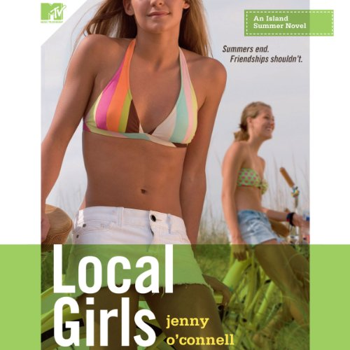 Local Girls audiobook cover art