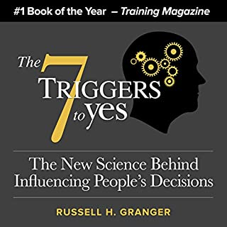 The 7 Triggers to Yes audiobook cover art