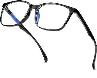 AZORB Vintage Blue Light Blocking Glasses for Men Women...