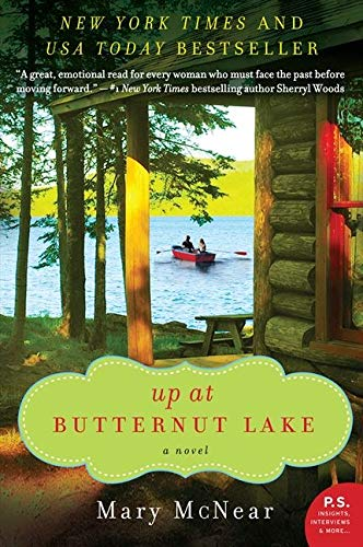 Image of Up at Butternut Lake: A Novel (A Butternut Lake Novel, 1)