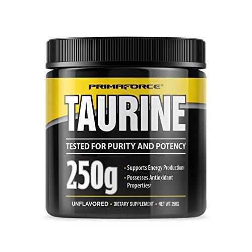 Prima Force Taurine Diet Supplement