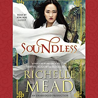 Soundless audiobook cover art