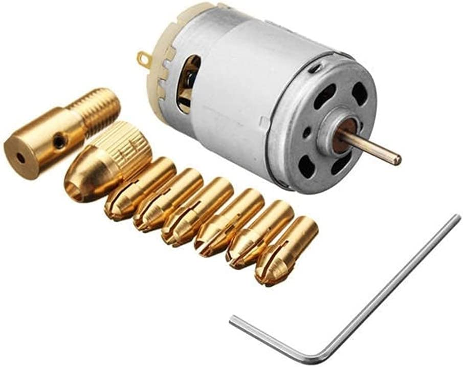 At the price YINGGEXU Lathe Chuck Power Tool Motor Accessories At the price of surprise 500mA DC 12V