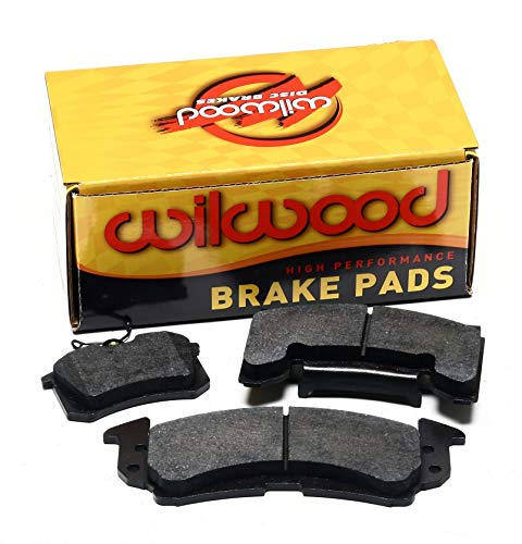 Best Review Of Wilwood 15B-7264K Billet Narrow Dynalite Caliper B Type Brake Pad Set – 4 Piece