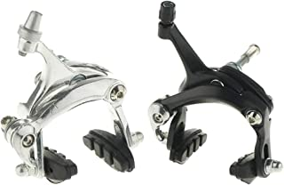 Laxzo Bicycle Alloy Brake Calipers 360g Front Black
