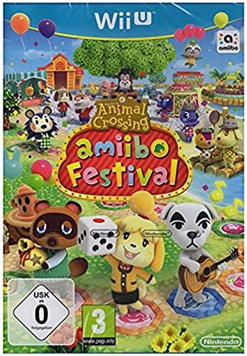 Animal Crossing Amiibo Festival - Solus (Nintendo Wii U) (New) [Edizione: Francia]