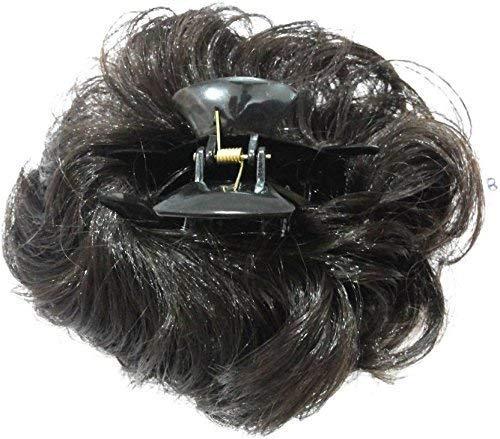 A T 4 Inches Hair Extension Juda Hair Bun With Clutcher