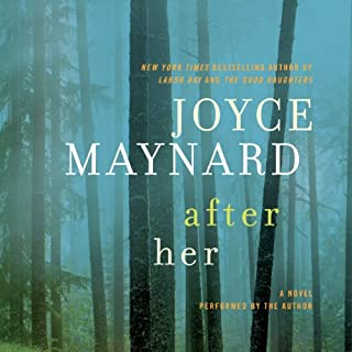 After Her  audiobook cover art