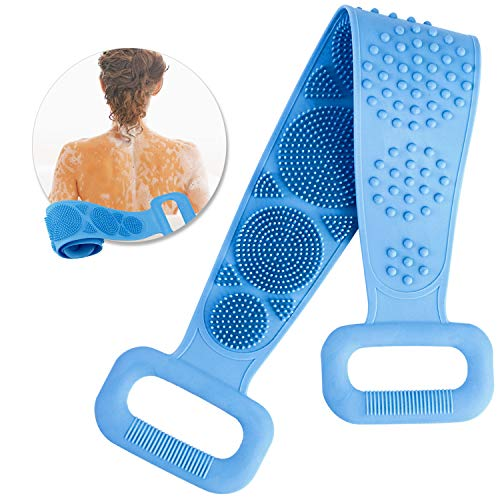 Silicona Cuerpo de Cepillo,Cepillo de Baño de silicona,
