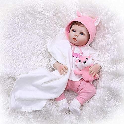 compra en línea hoy OtadDolls 20inch 50CM muñeca Reborn bebé Realista Realista Realista Niños Cuerpo Completo Suave Silicona Reborn Baby Doll pequeños niña Magnetismo Juguetes Boy Recien Nacidos Ojos Cerrados  marca famosa