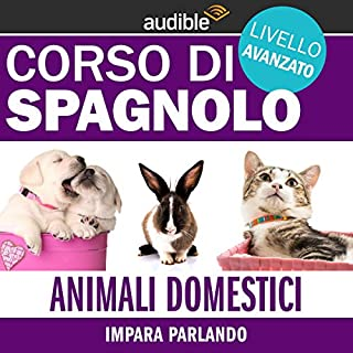Animali domestici - Impara parlando copertina