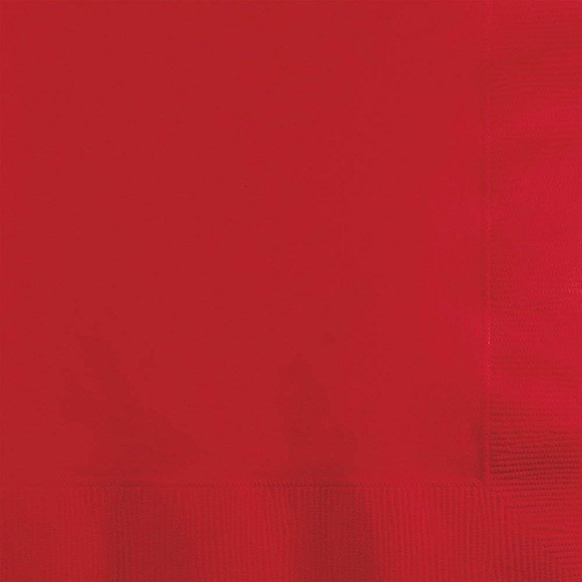 大陸クリープキャベツCreative Converting Touch of Color 3層 50枚 紙製飲み物用ナプキン バミューダブルー