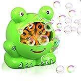 Gifort Automatisch Seifenblasenmaschine für Kinder Weihnacht Kindergeburtstag Geschenk für...