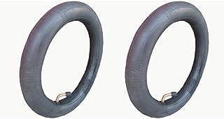 """2 x 12,5 """"Tubo interior para ruedas delantera/trasera, válvula de ángulo"""