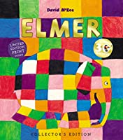 Elmer: 30th Anniversary Collector's Edition with Limited Edition Print (Elmer Picture Books)
