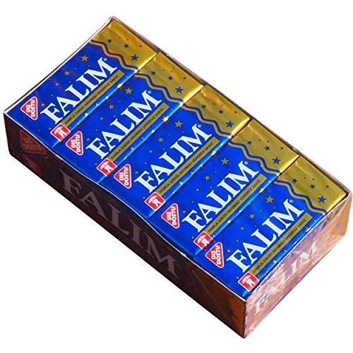 Falim Kaugummi Damla ohne Zucker (20 x 5 Stück/140g)