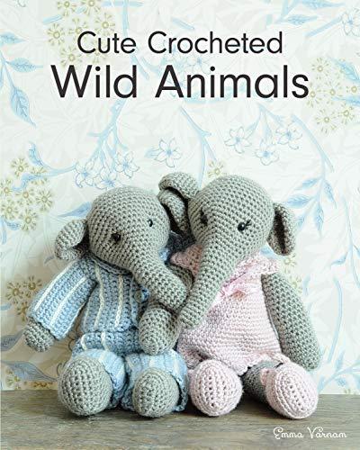 Cute Crocheted Wild Animals