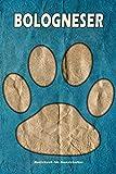 Bologneser Notizbuch für Hundehalter: Hunderasse Bologneser. Ideal als Geschenk für Hundebesitzer - 6x9 Zoll (ca. Din. A5) - 100 Seiten - gepunktete Linien