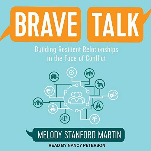 Couverture de Brave Talk