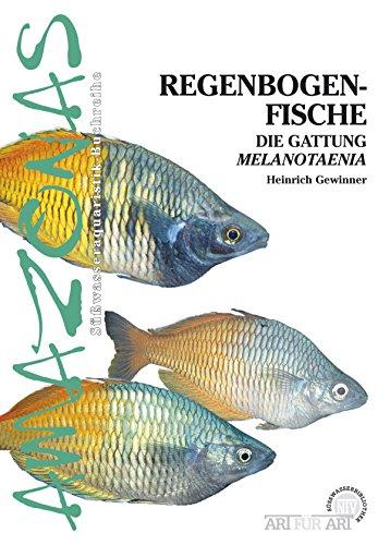 Regenbogenfische: Die Gattung Melanotaenia (Art für Art)