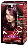 Schwarzkopf - Brillance - Coloration Permanente Cheveux Intense - Luminance - Ultra Violet 860
