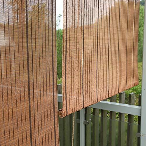 Houten kapstok, bamboe kledinghaak, houten plankhanger, massief bamboe en houten kapstokhaak hanger achter de deur, kapstok en complete montage (55 cm 5 haken)