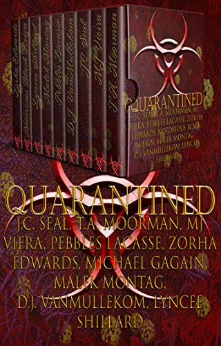 Quarantined: A Boxed Set of Pandemic Proportions (English Edition)