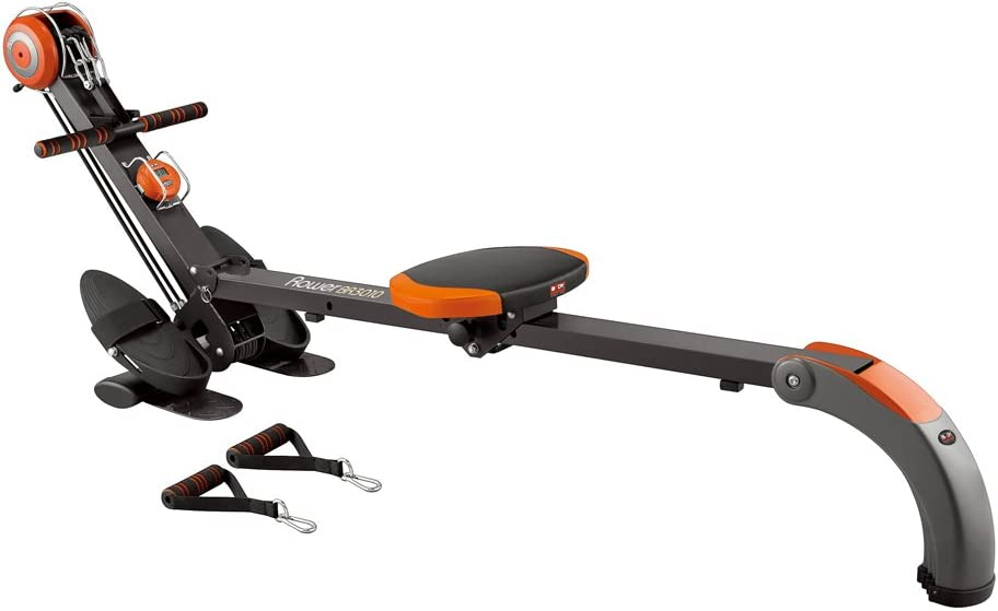 Body Sculpture BR3010 Rower RudergerätÜbersicht