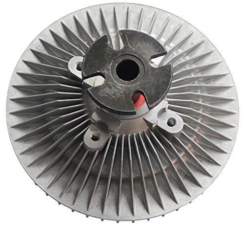 TOPAZ 2723 Engine Cooling Thermal Fan Clutch for 1980-1994 Ford Mustang Mercury Cougar Lincoln Mark VII