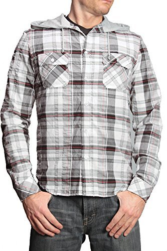 IMPERIAL Fashion - Chemise casual - Homme - Multicolore - Large