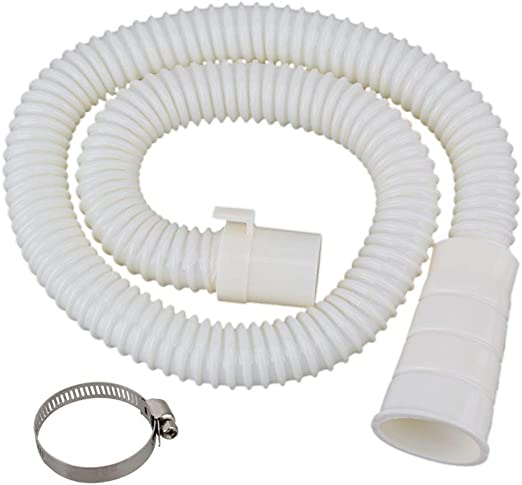 Inlet Hose Extension for Washing Machine Dishwasher Dishwasher 2.5 m Washing Machine Hose Extension Diameter 19 mm Inlet Hose Extension
