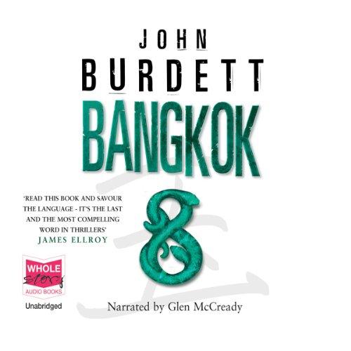 Bangkok 8 cover art