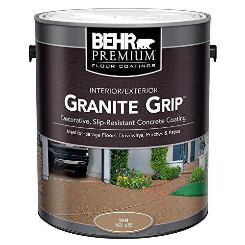 BEHR Premium Granite Grip Interior/Exterior Garage Floor Paint