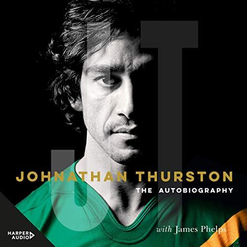 Johnathan Thurston cover art