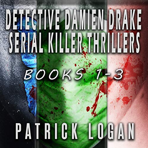 The Detective Damien Drake Box Set Compilation cover art