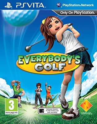 Everybody's Golf (PS Vita) by Sony Computer Entertainment