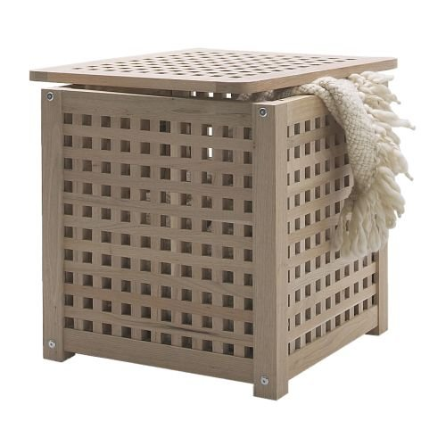 IKEA HOL - Side Table or Laundry Basket / Storage / Blanket Box